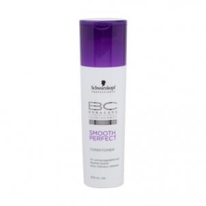 Plaukų kondicionierius Schwarzkopf BC Cell Perfector Smooth Perfect Conditioner Cosmetic 200ml Kondicionieriai ir balzamai plaukams