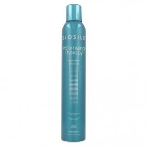 Plaukų lakas Farouk Systems Biosilk Volumizing Therapy Hair Spray Cosmetic 340g Plaukų modeliavimo priemonės
