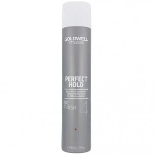 Plaukų lakas Goldwell Style Sign Perfect Hold Big Finish Cosmetic 500ml Matu ieveidošanas instrumentus