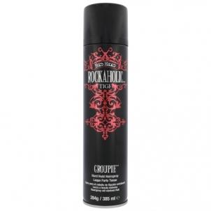 Plaukų lakas Tigi Rockaholic Groupie Hard Hold Hairspray Cosmetic 385ml