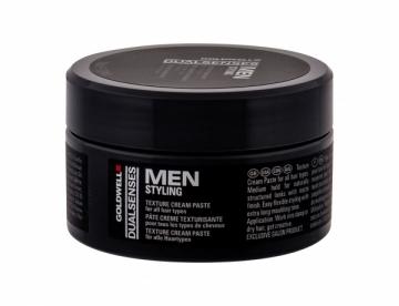 Plaukų modeliavimo pasta Goldwell Dualsenses For Men Styling Texture Cream Paste Cosmetic 100ml