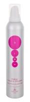 Plaukų putos Kallos Cosmetics KJMN Silk Protein Hair Mousse 300ml Plaukų modeliavimo priemonės