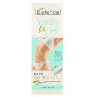 Plaukų šalinimo kremas Bielenda Vanity Clays Green 100 ml Vaksācija