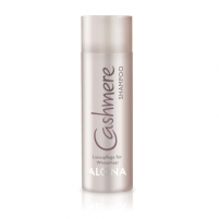 Plaukų šampūnas Alcina Cashmere shampoo for shine and softness of hair Cashmere 200 ml Šampūnai plaukams