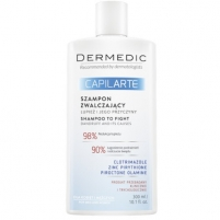 Plaukų šampūnas DERMEDIC Anti-dandruff shampoo Capilarte 300 ml Šampūnai plaukams