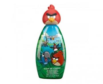 Plaukų šampūnas EP Line Angry Birds Red Bird Rio 300 ml Šampūnai plaukams