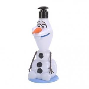 Plaukų šampūnas EP Line Flas 3D Olaf shower gel and shampoo 400 ml