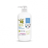 Plaukų šampūnas EST 1923 Children´s hair and body shampoo with 100% natural olive oil 600 ml
