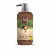 Plaukų šampūnas EST 1923 Hair shampoo with 100% natural argan oil 600 ml