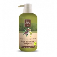 Plaukų šampūnas EST 1923 Hair shampoo with 100% natural olive oil 600 ml