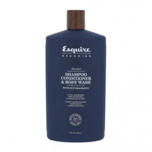 Plaukų šampūnas Farouk Systems Esquire Grooming The 3-In-1 Shampoo Cosmetic 414ml Šampūnai plaukams