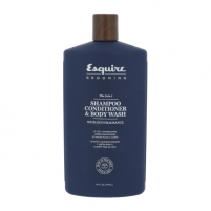 Plaukų šampūnas Farouk Systems Esquire Grooming The 3-In-1 Shampoo Cosmetic 414ml Shampoos for hair