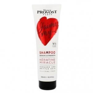 Plaukų šampūnas FRANCK PROVOST PARIS J´Aime My... Kératine Miracle Shampoo Cosmetic 300ml