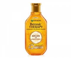 Plaukų šampūnas Garnier Nutritive Shampoo with Argan Oil and Camellia for Normal to Dry Hair Botanic Therapy 400 ml