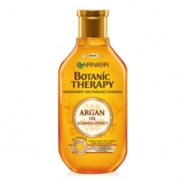 Plaukų šampūnas Garnier Nutritive Shampoo with Argan Oil and Camellia for Normal to Dry Hair Botanic Therapy 250 ml Šampūnai plaukams