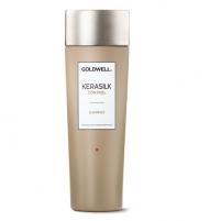 Plaukų šampūnas Goldwell Shampoo for all hair types Kerasilk Control 250 ml Šampūnai plaukams