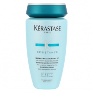 Plaukų šampūnas Kerastase Resistance Bain Force Architecte Shampoo Cosmetic 250ml