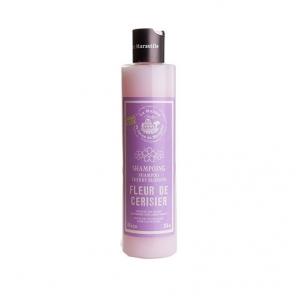 Plaukų šampūnas La Maison du Savon de Marseille Shampoo Flowers of cherry 250 ml Šampūnai plaukams