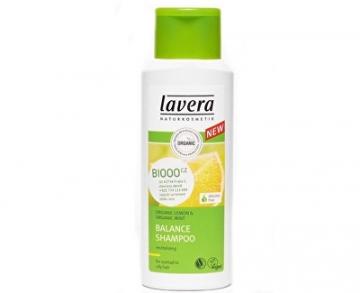 Plaukų šampūnas Lavera Shampoo for normal to oily hair Balance 200 ml Šampūnai plaukams