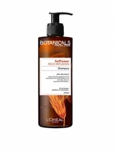 Plaukų šampūnas Loreal Paris (Rich Infusion Shampoo) Botanicals (Rich Infusion Shampoo) 400 ml Šampūnai plaukams