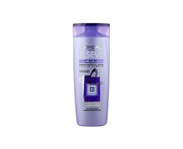Plaukų šampūnas Loreal Paris Elseve Hair (Volume Collagen Shampoo) Elseve (Volume Collagen Shampoo) 400 ml Šampūnai plaukams