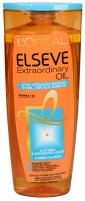 Plaukų šampūnas Loreal Paris Nourishing Shampoo with extracts of sunflower oil extracts Elseve (Extraordinary Oil Shampoo) 250 ml