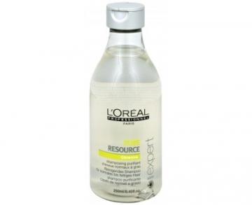 Plaukų šampūnas Loreal Professionnel Cleansing Shampoo easily greasy scalp (Pure Resource Shampoo Citramine) 500 ml Šampūnai plaukams