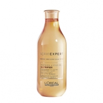 Plaukų šampūnas Loreal Professionnel Nourishing shampoo for dry hair Nutrifier (Nourishing System Silicone-Free Shampoo) 300 ml Šampūnai plaukams