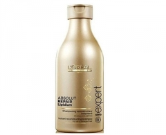 Plaukų šampūnas Loreal Professionnel Shampoo for damaged hair Expert (Absolut Repair Shampoo Lepidium) 500 ml Šampūnai plaukams