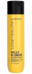 Plaukų šampūnas Matrix Shampoo recovery blond hair Total Results Hello Blondie 1000 ml
