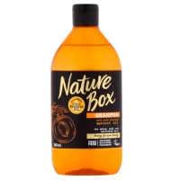 Plaukų šampūnas Nature Box Natural Shampoo Apricot Oil (Shampoo) 385 ml Šampūnai plaukams