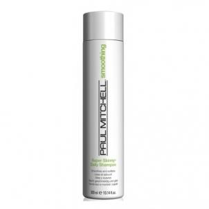 Plaukų šampūnas Paul Mitchell Smoothing shampoo for unruly hair Smoothing (Super Skinny Daily Shampoo) 1000 ml Šampūnai plaukams