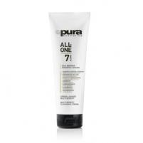 Plaukų šampūnas Pura Kosmetica Multi-Function Shampoo 7in1 All In One (Multi Benefit Shampoo) 250ml Šampūnai plaukams