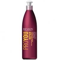 Plaukų šampūnas Revlon Professional Restoring Shampoo for Damaged Hair Pro You Repair ( Repair Shampoo) 1000 ml Šampūnai plaukams