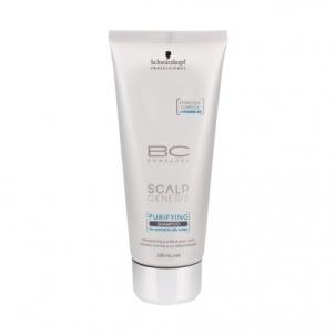 Plaukų šampūnas Schwarzkopf BC Bonacure Scalp Genesis Purifying Shampoo Cosmetic 200ml