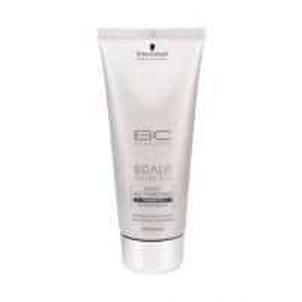Plaukų šampūnas Schwarzkopf BC Bonacure Scalp Genesis Root Activating Shampoo Cosmetic 200ml
