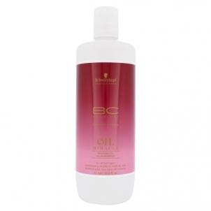 Plaukų šampūnas Schwarzkopf BC Bonacure Oil Miracle Brazilnut Oil Shampoo Cosmetic 1000ml
