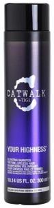 Plaukų šampūnas Tigi Catwalk Your Highness Hair (Elevating Shampoo) 300 ml