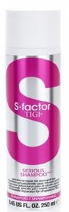 Plaukų šampūnas Tigi Refreshing Shampoo for Damaged Hair S-Factor (Serious Shampoo) 250 ml