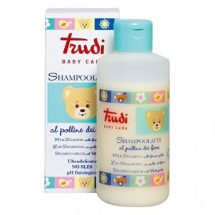 Plaukų šampūnas Trudi Baby shampoo milk with flower pollen 500 ml Šampūnai plaukams