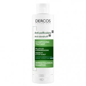 Plaukų šampūnas Vichy Dandruff shampoo for normal to oily hair Dercos 390 ml Shampoos for hair