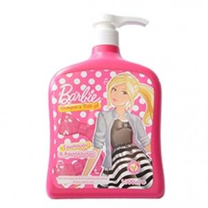 Plaukų šampūnas VitalCare Shampoo and shower gel Barbie 1000 ml
