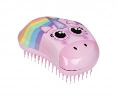 Plaukų šepetys Tangle Teezer The Original Rainbow The Unicorn Mini Plaukų šepečiai