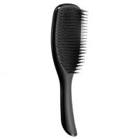 Plaukų šepetys Tangle Teezer Wet Detangling Black Gloss Hair Brush Plaukų šepečiai