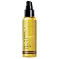 Plaukų serumas Avon Moisturizing hair serum with argan and coconut oil 100 ml
