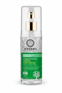 Plaukų serumas Iceveda Strengthening herbal hair serum Icelandic moss and Indian amla 125 ml Plaukų stiprinimo priemonės (fluidai, losjonai, kremai)