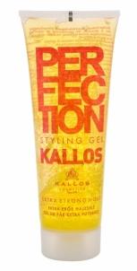 Plaukų želė Kallos Cosmetics Perfection EXTRA STRONG 250ml Plaukų modeliavimo priemonės