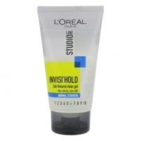 Plaukų žele L´Oreal Paris Studio Line Invisi´ Hold 24H Natural Clear Gel Cosmetic 150ml