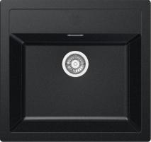 Plautuvė Franke Tectonite, Sirius SID 610-50, Carbon Svars akmens virtuves izlietnes