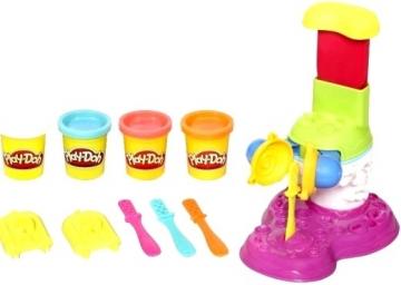 Play-Doh saldumynų fabrikas 37396 Lavinimo žaislai
